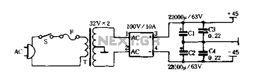 Simple quality-oriented PA 02 - schematic