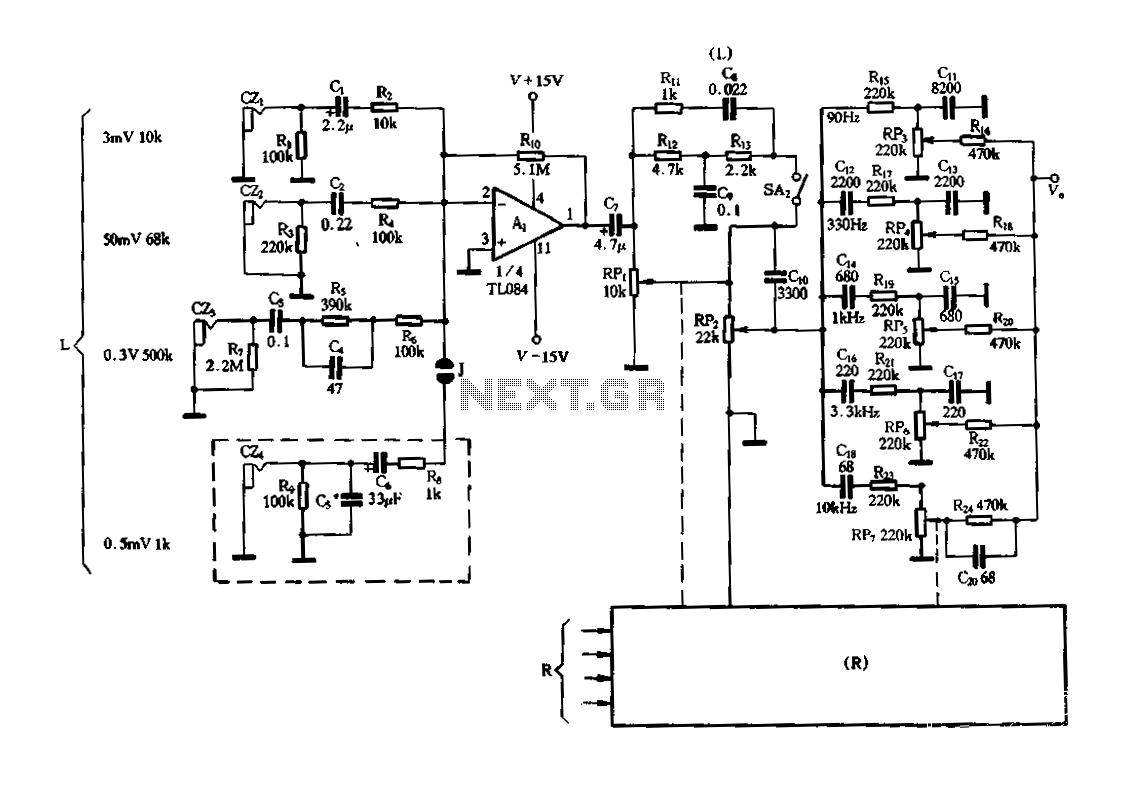 Results Page 2 About Up Down Counter With Cd40110be Searching Lm386 As Multipurpose Radio Circuit Diagram Audiocircuit There Are Preamplifier Four Inputs