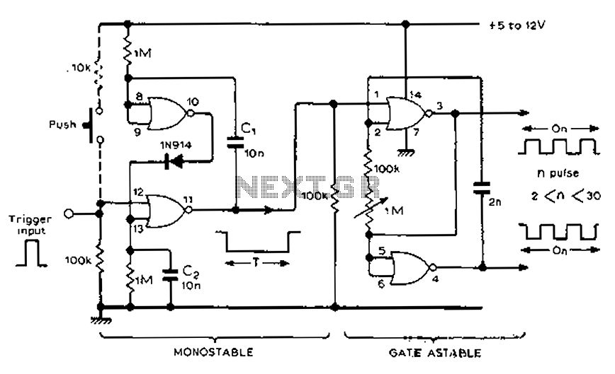 search results page 1  about  u0026 39 multivibrator u0026 39   searching circuits at next gr