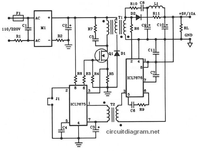 switching power supply page 3   power supply circuits