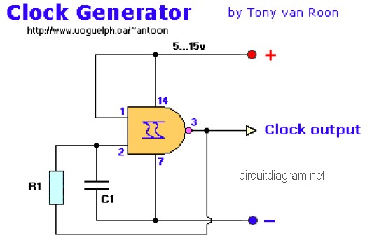 1hz pulse generator circuit diagram data set circuits u003e clock generator circuit l23310 next gr rh next gr okuma pulse generator dc pulse cheapraybanclubmaster Images