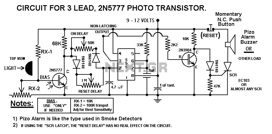 Laser Circuit Page 7 Light Laser Led Circuits Next Gr