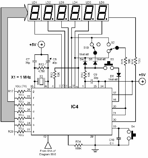 pulse counter circuit diagram the wiring diagram counter circuit page 4 meter counter circuits next gr circuit diagram