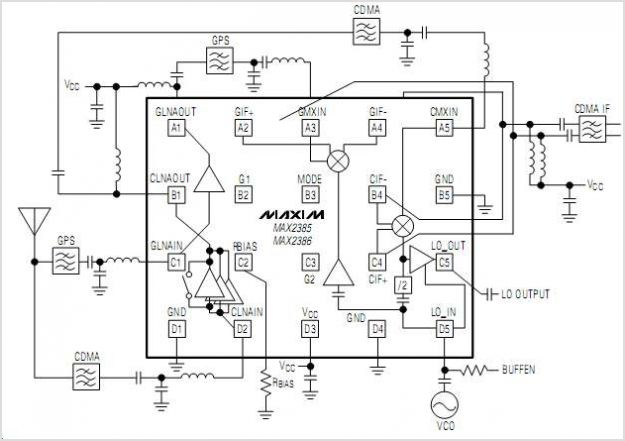gps circuit page 2   rf circuits    next gr
