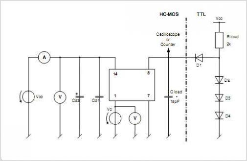 OCXOW-AR1 OCXOW Oven Controlled Crystal Oscillator - schematic