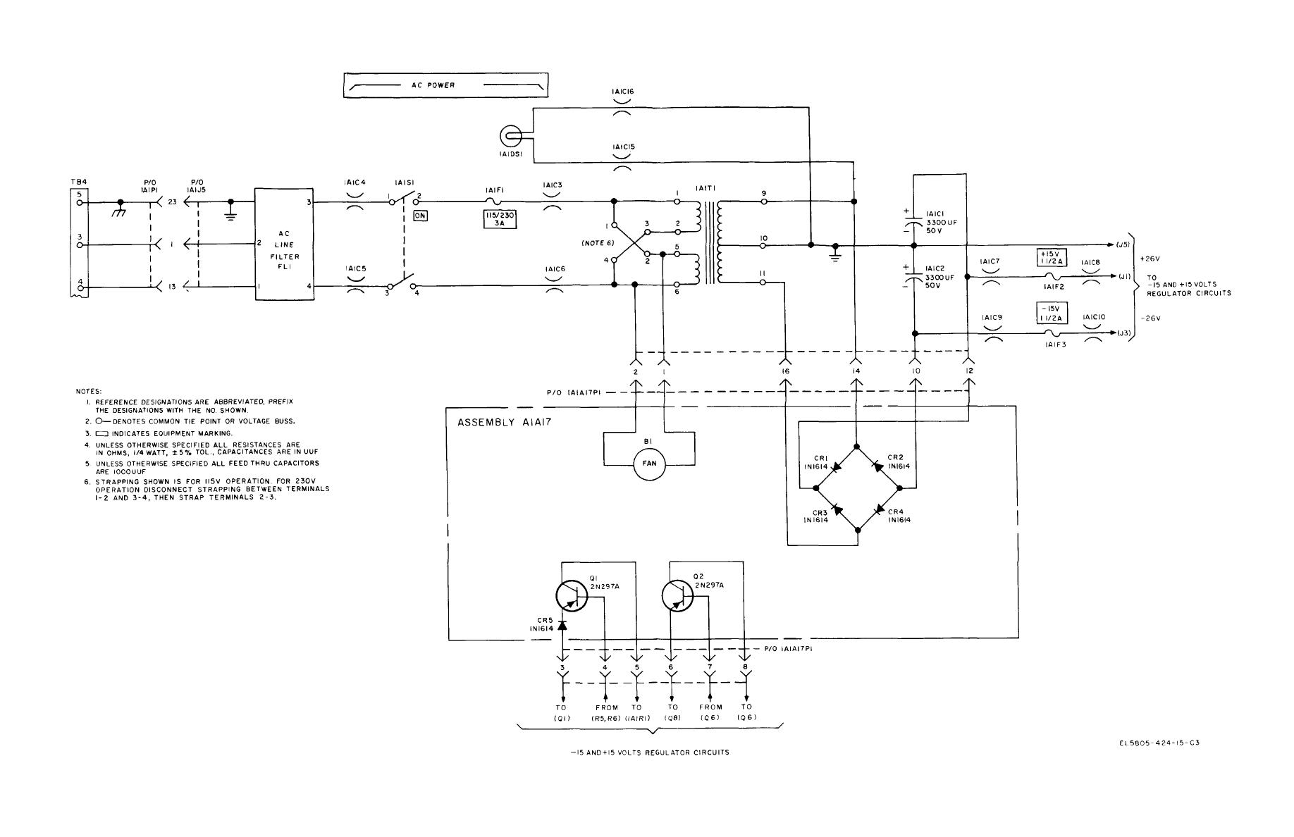 Modem Circuit Computer Circuits Parallax Converter Wiring Diagram Ac Power And Rectifier Chassis Supply