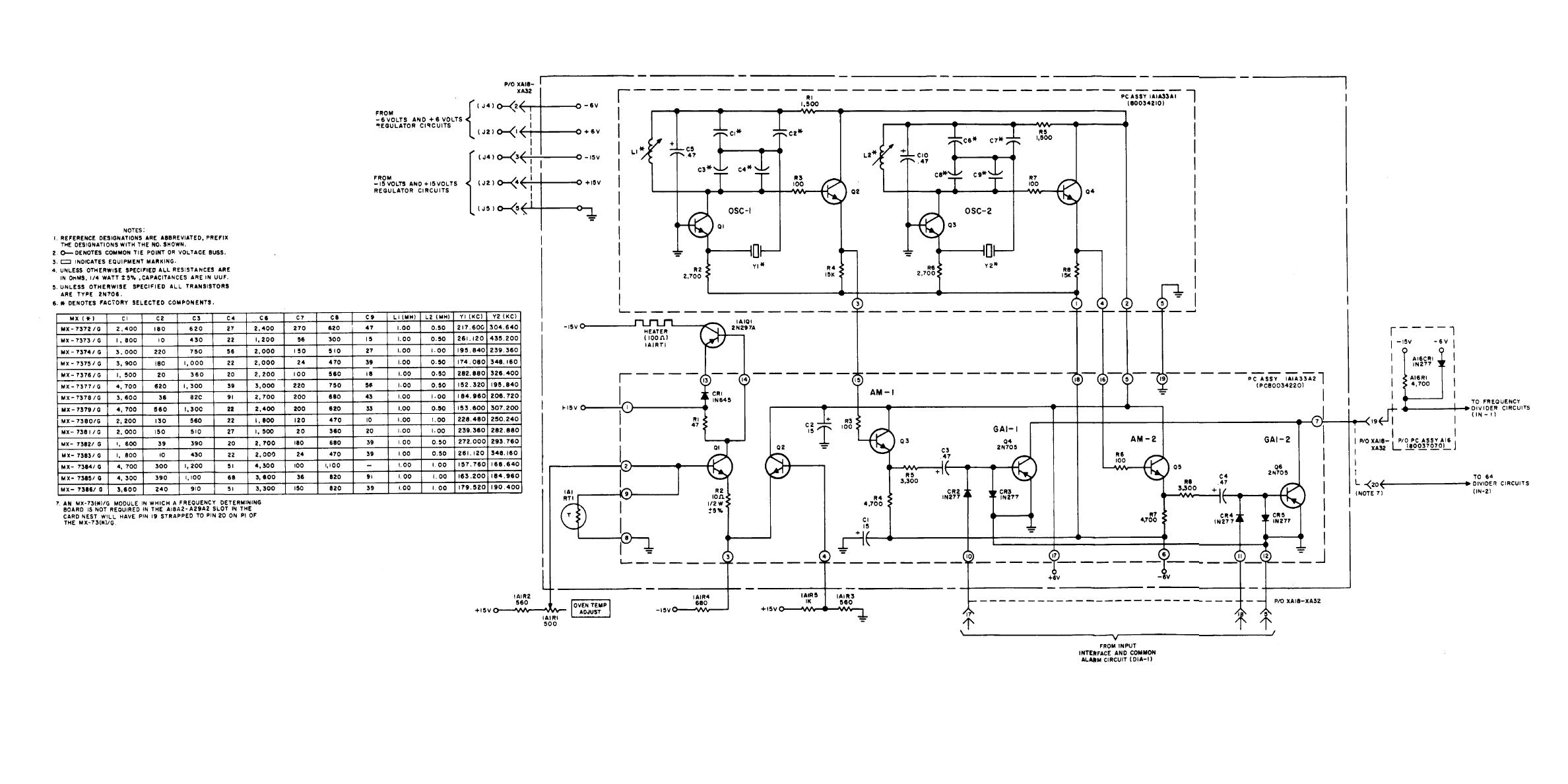 Crystal Oscillator Circuit Page 2 Circuits Picture Of Building The And Regulator