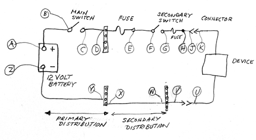 Problem With Electrical Distribution Under Repository-circuits