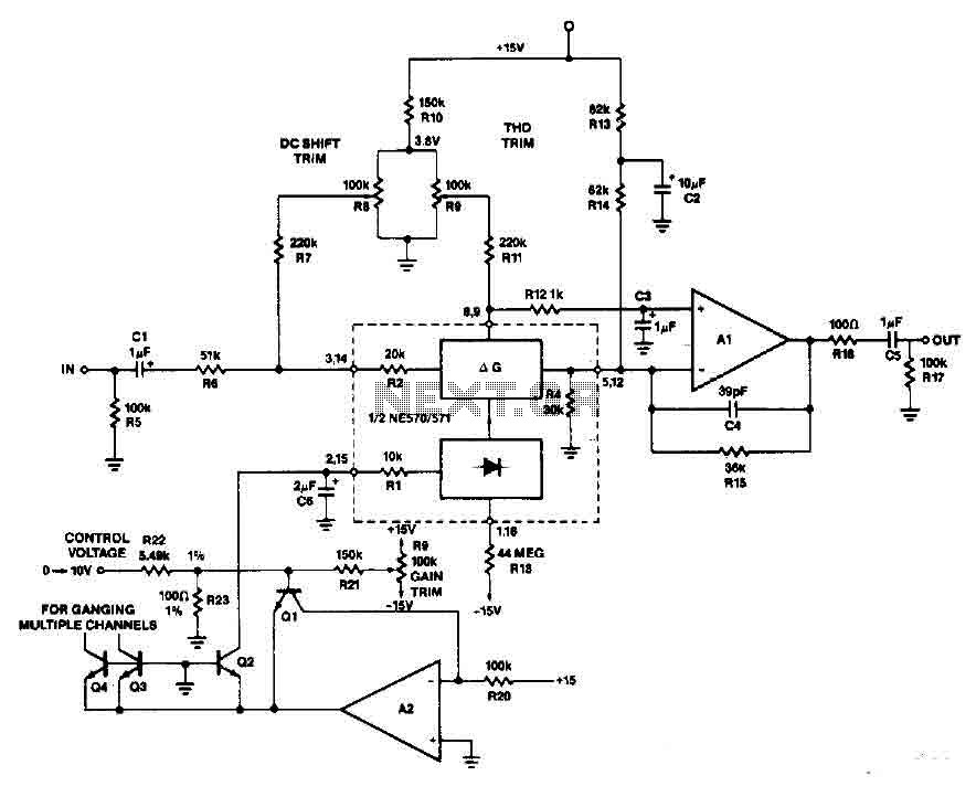 135 02f9c2c122 audio amplifier circuit page 4 audio circuits next gr Home Speaker System Wiring Diagram at cos-gaming.co