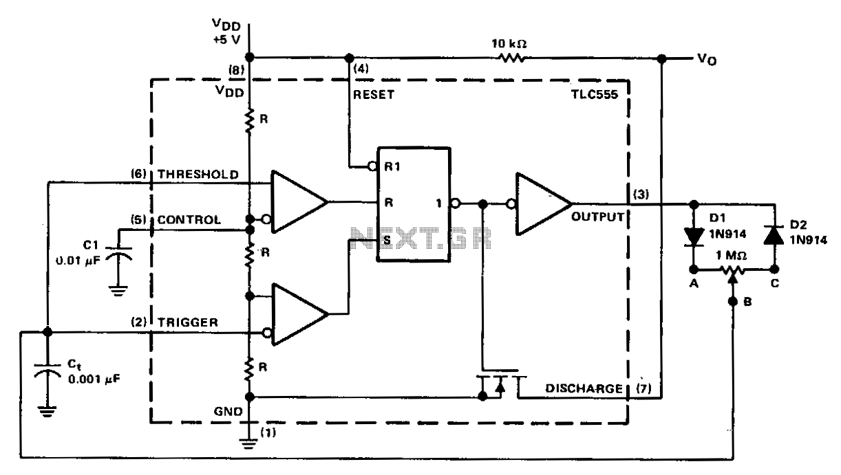 Variable-duty-cycle-oscillator - schematic