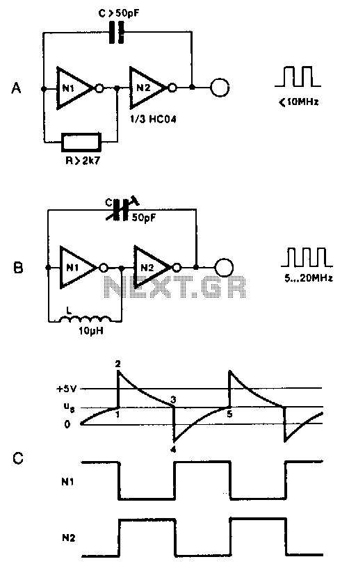 Hc-based-oscillators