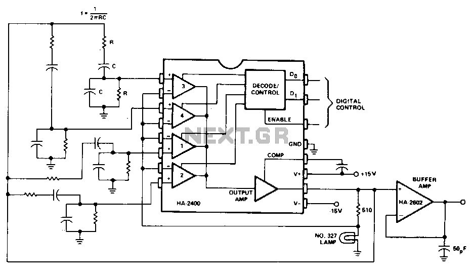 Programmable-frequency-sine-wave-oscillator - schematic