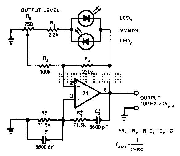 wein bridge oscillator circuit   oscillator circuits