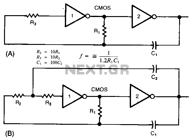 oscillator circuit page 2   oscillator circuits    next gr