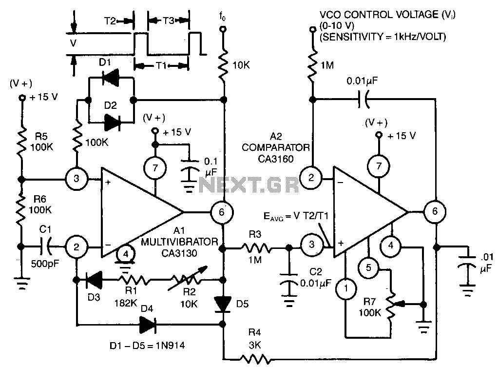 volt control circuit   oscillator circuits    next gr