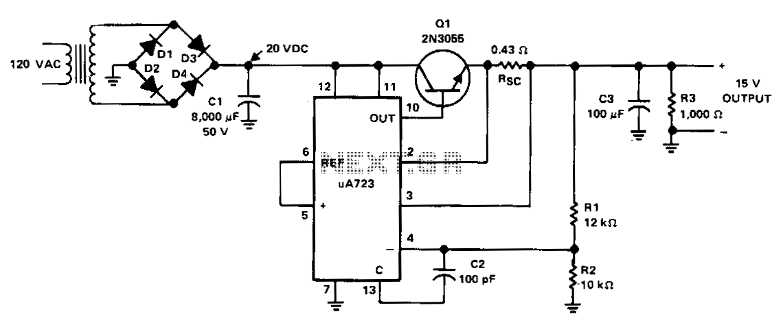 9vdc 2a Power Supply