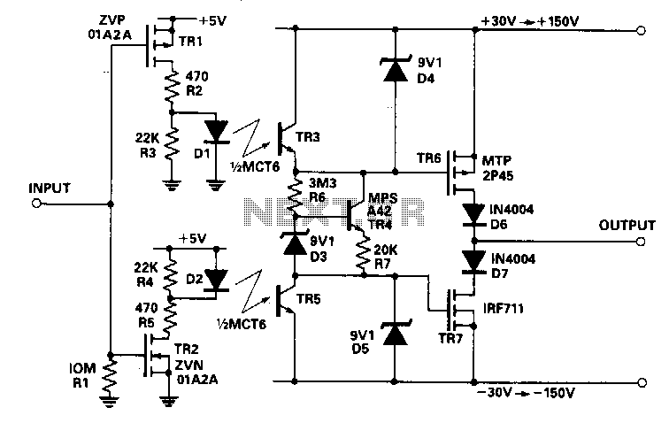 high voltage circuit page 2   power supply circuits    next gr