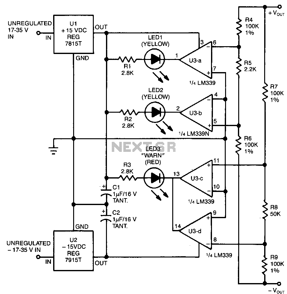 power supply balance indicator ac dc dc dc circuits next gr rh next gr AC Circuit Diagram Circuit Diagram Symbols