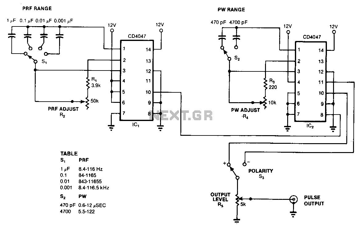 oscillator circuit page 4   oscillator circuits    next gr