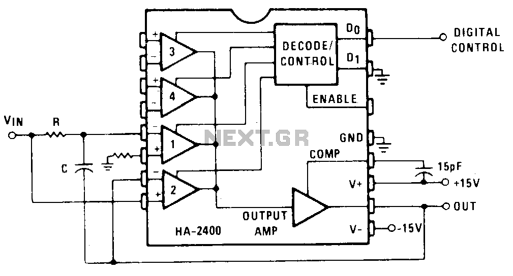 Integrator-ramp-generator-with-initial-condition-reset - schematic
