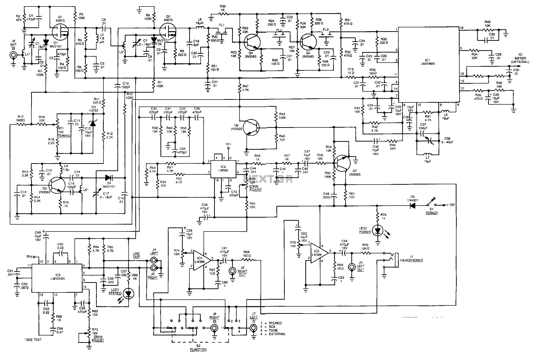 Fm-mpx-sca-receiver - schematic
