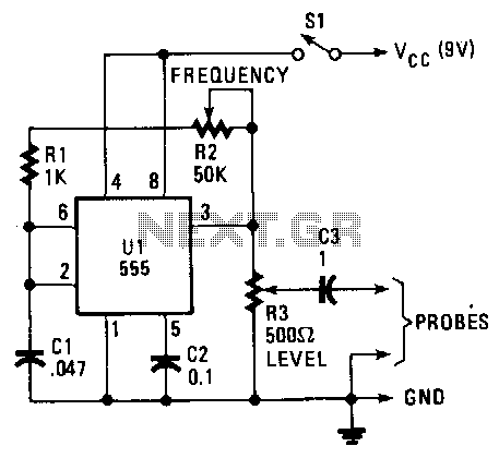 Signal-injector - schematic