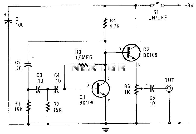 audio oscillator   audio circuits    next gr