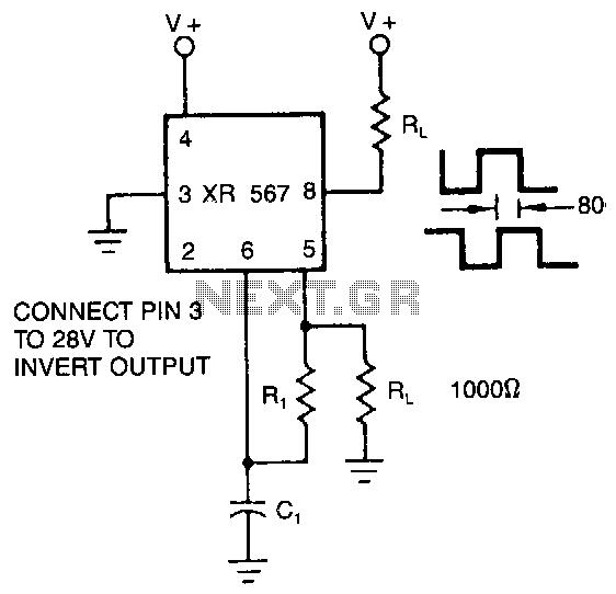 Gt Oscillators Gt Varius Circuits Gt Digital Sawtooth
