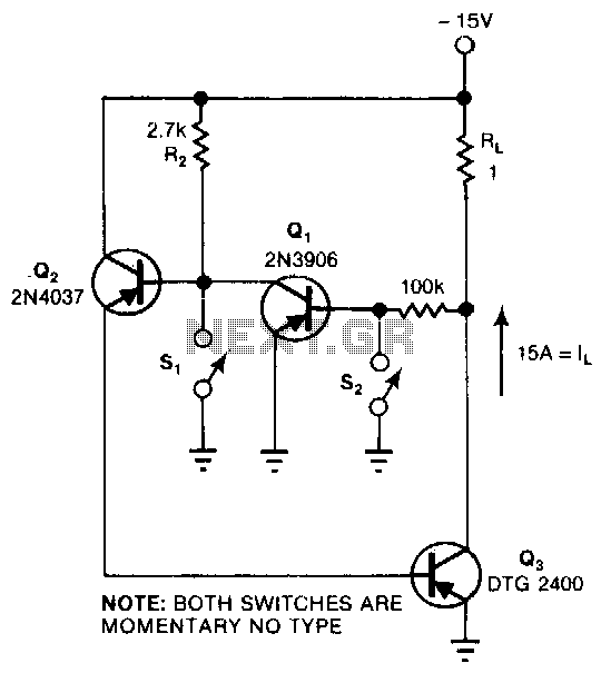 scr-replacing-latching-switch   switching circuits