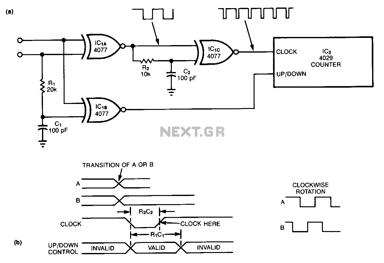 New Circuits Page 185 Ultrasonic Circuit 2 Audio Nextgr Tachometer