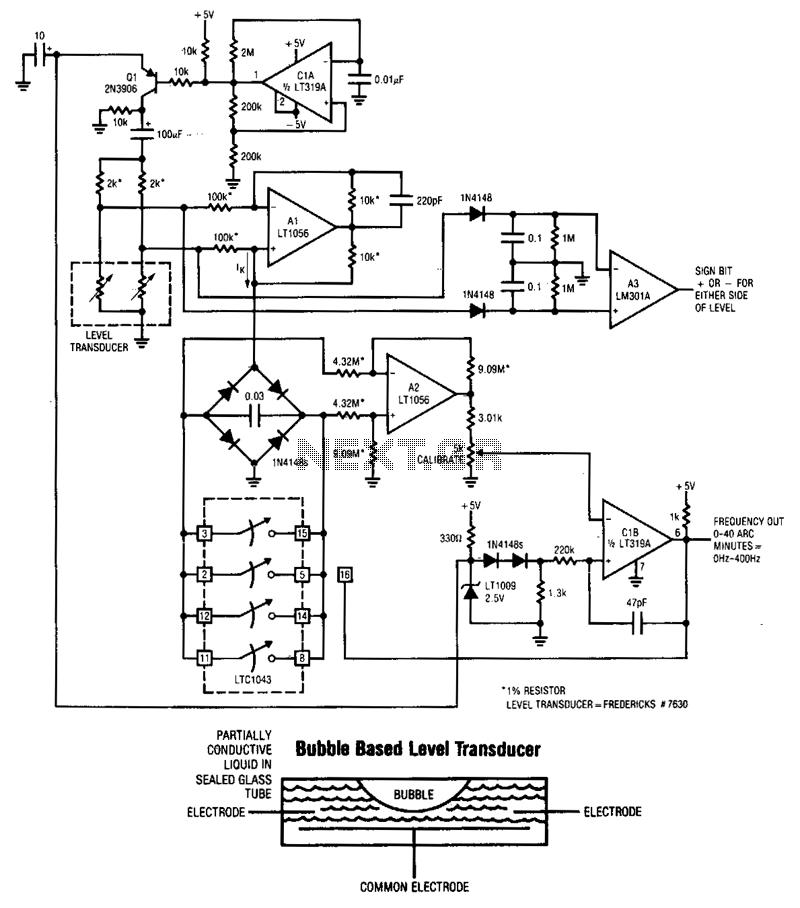 Digitizer - schematic