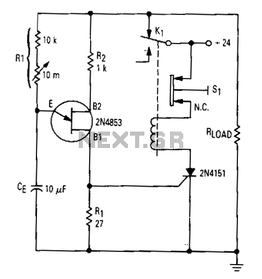 Simple-time-delay - schematic