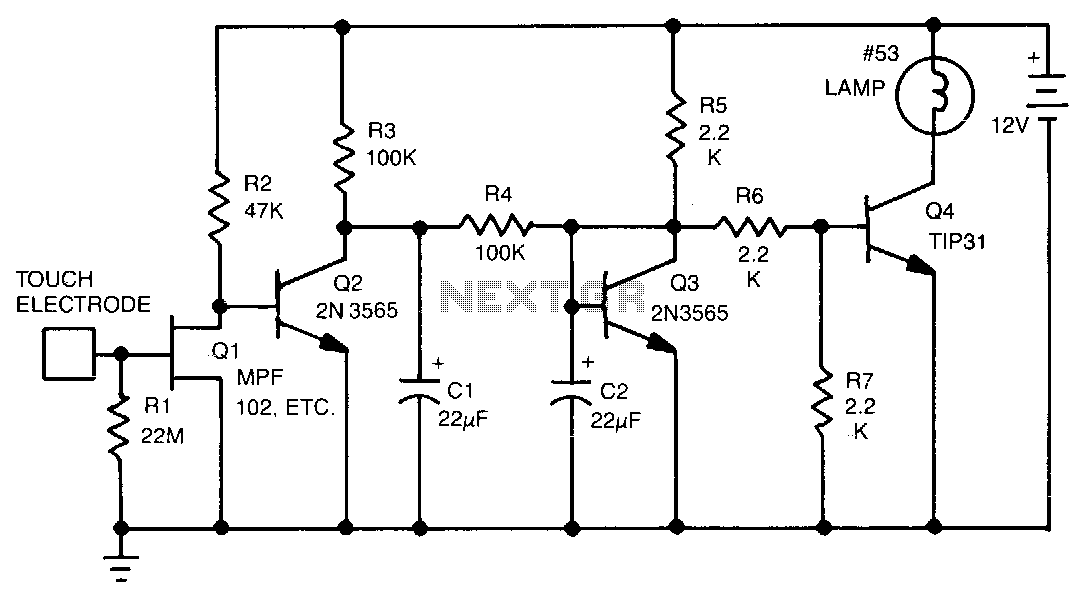 135 10294 human detect circuit sensors detectors circuits next gr touch lamp sensor wiring diagram at soozxer.org
