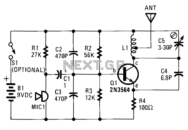 fm transmitter circuit   rf circuits    next gr