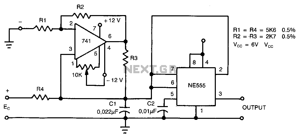 Voltage-to-frequency-converter