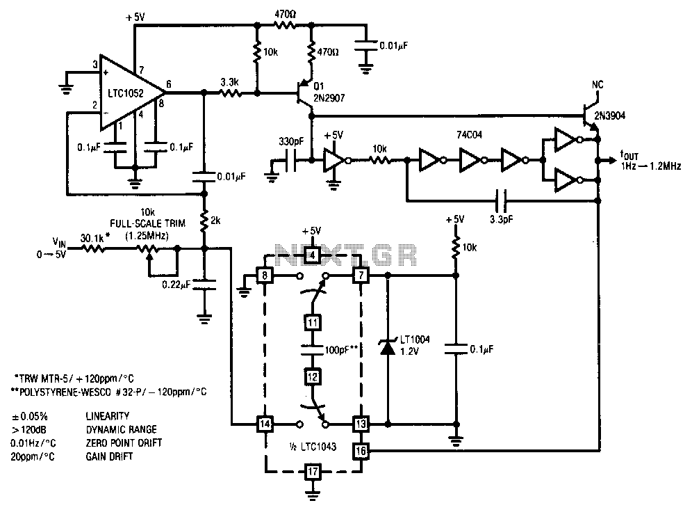 1Mhz-voltage-to-frequency-converter