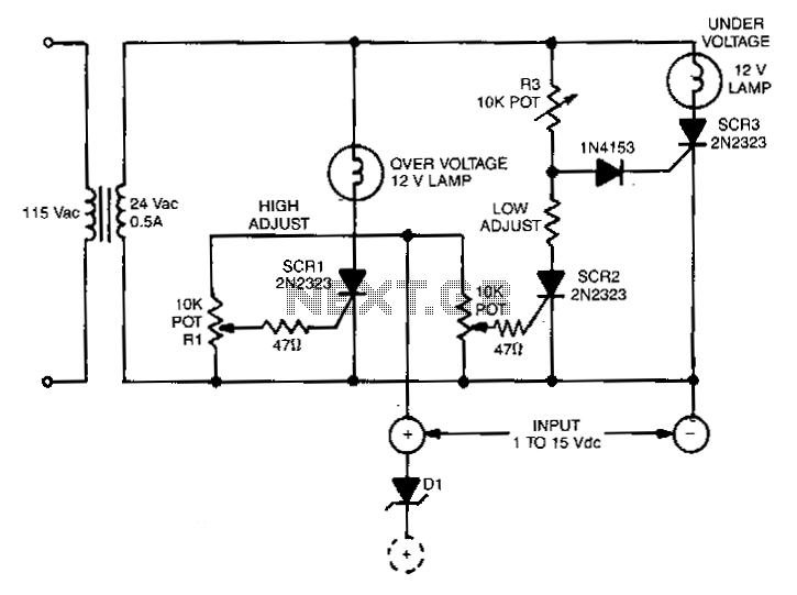 Over-under-voltage-monitor - schematic
