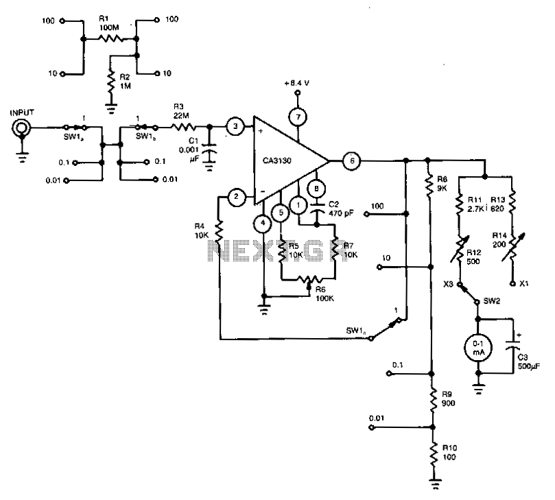 Meter Counter Circuit Page 7 Next Gr