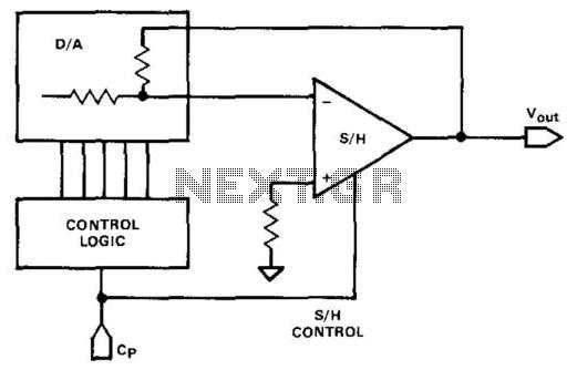 Deglitcher - schematic