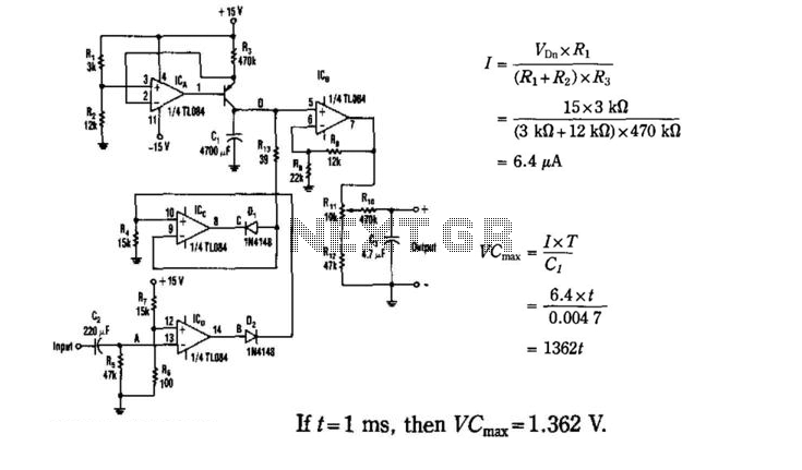 Period-To-Voltage Converter