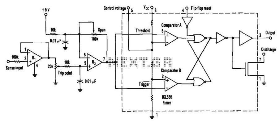 sensor circuit page 2   sensors detectors circuits    next gr