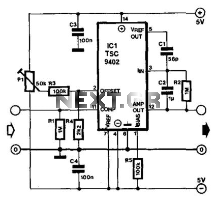 Frequency/Voltage Converter