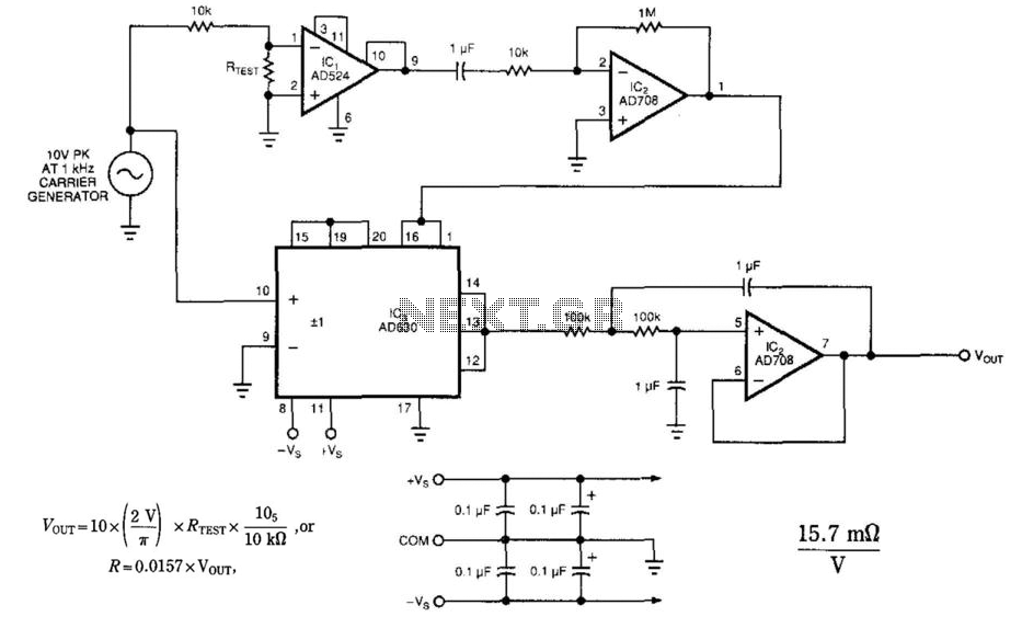 Synchronous System - schematic