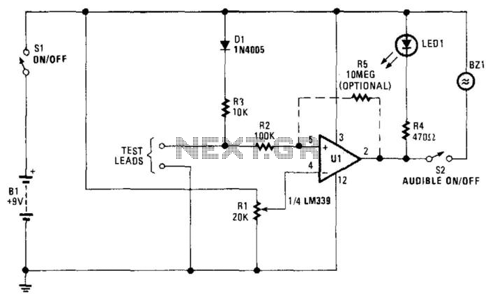 rodent repellent  rodent repellent circuit diagram