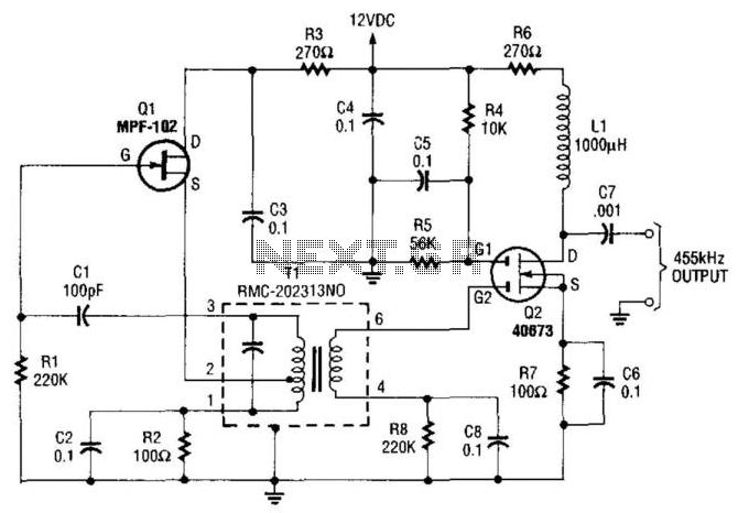 455khz am if signal generator