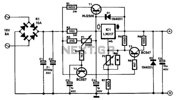 mini-drill control under motor control circuits