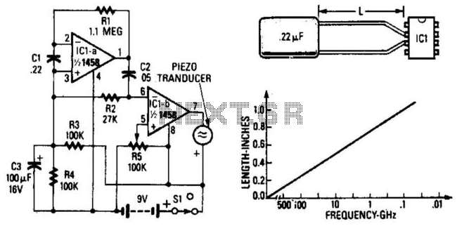 sensor radiation circuit : Sensors Detectors Circuits :: Next.gr on