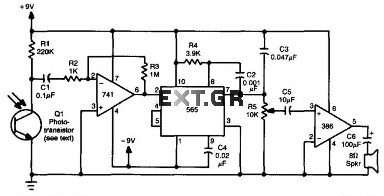 Pulse-Frequency Modulated Receiver