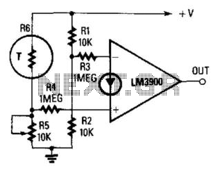 Over-Temperature Switch - schematic