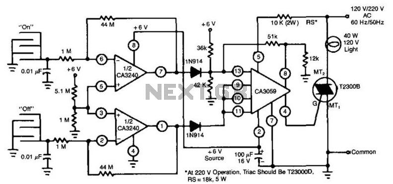 Switching Circuit Page 3 Other Circuits Next Gr